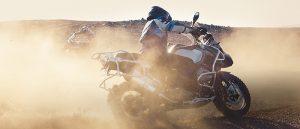 San Jose BMW bike riding
