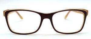 Bamboo Wayfarer Style Sunglasses
