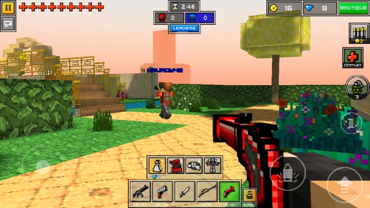 Pixel Gun 3D Hacking Tool Review