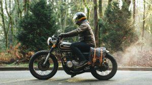 using motorcycle bags