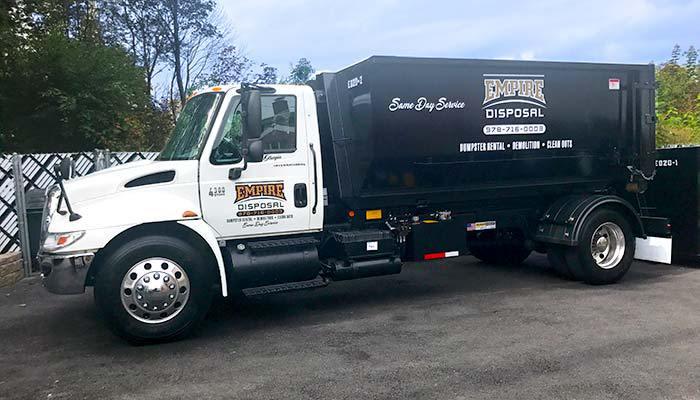 dumpster rental Carlisle PA