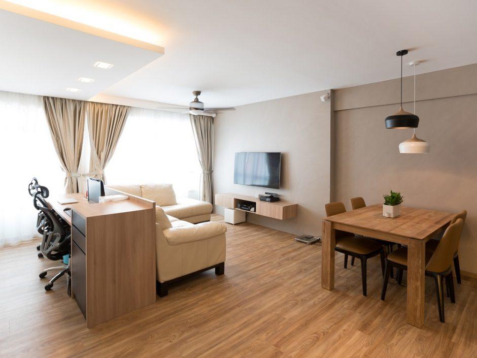 scandinavian interior design hdb